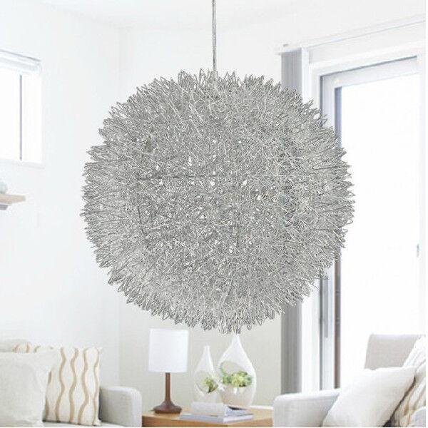 New Modern Aluminum Ball Matalica Cable Pendant Lighting Cha