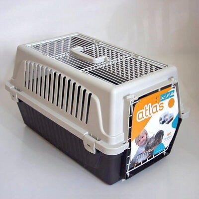 Ferplast Atlas 20 open Transportbox für Hunde & Katzen