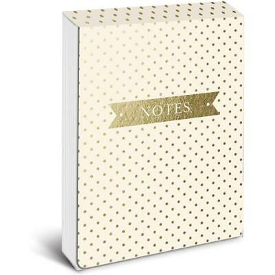 Graphique De France Pocket Note Cream Gold Notes Mini Notepad Magnetic