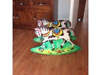 Collectable rocking horse