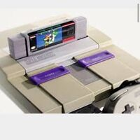 Super Nintendo and Super Mario World