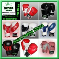 BENZA BOXING GLOVES ON SALE STARTING AT $24.95 + FREE SHPPING