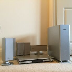 DVD Panasonic home theatre sound system