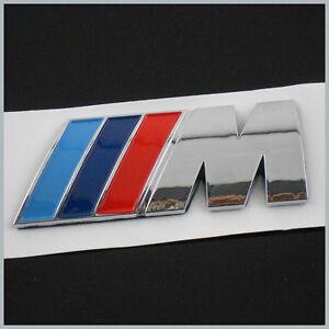 M CAR BADGE For BMW Emblem Logo M .POWER SPORT BOOT Car Panel STICKER F30