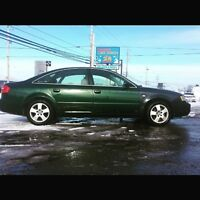 $1800 TODAY NEED GONE 2000 Audi A6 2.7 AWD Twin Turbo