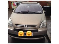 Citroen Picasso exclusive