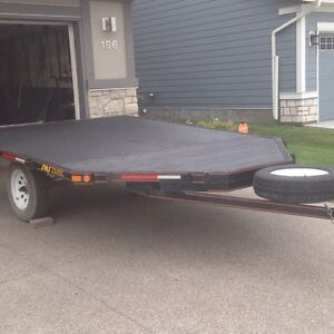 8x12 Sled/Atv/Utility Trailer For Sale