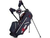 Waterproof Golf bag sun mountain H2NO golf bag like new
