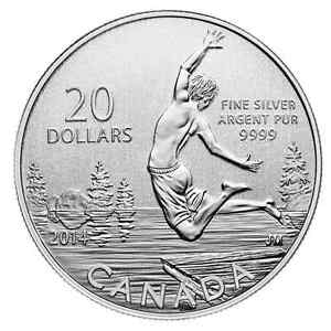 Royal Canadian Mint $20 for $20 Series Pure Silver Coins Kitchener / Waterloo Kitchener Area image 6
