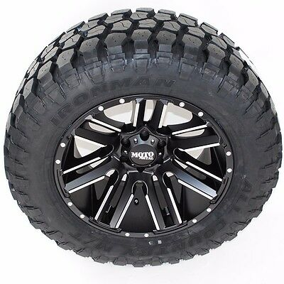 moto metal   xr ironman mt tires hd dodge ram   ebay