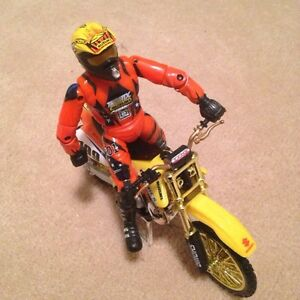 Travis Pastrana action figure Cambridge Kitchener Area image 1