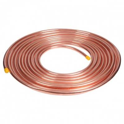 14 Od X 50 Feet Soft Copper Refrigeration Tube Coil Ac