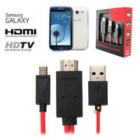 MHL HDMI Cable for Samsung Galaxy SIII S3 S4 Note Series