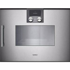 Gaggenau 60cm Combi Steam Oven 200 Series Kew Boroondara Area Preview