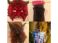 Adult Halloween masks