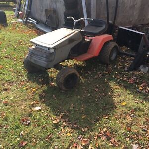 Craftsman race mower