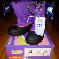 Kids Size 2 Winter Boots for sale