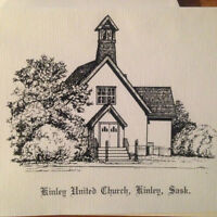 Kinley United Church Cards