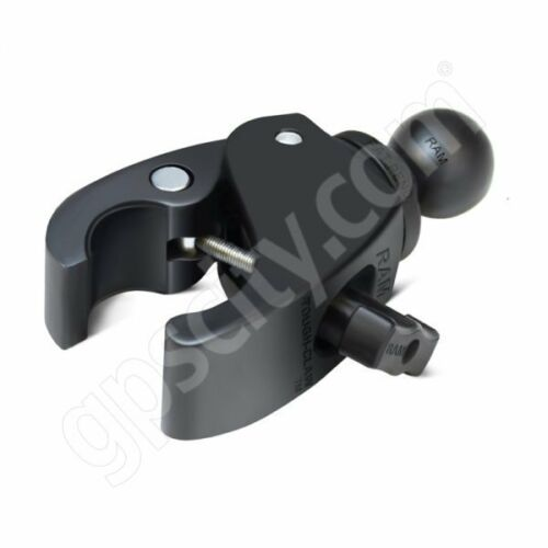 RAM Mount Universal Tough-Claw Quick Release Clamping Base with 1 inch B-Ball