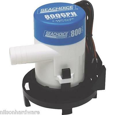 Boat 12v Motor Submersible Bilage Water Pump 600gph