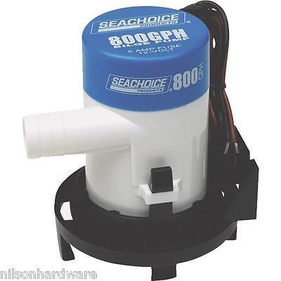 Boat 12v Motor Submersible Bilage Water Pump 600gph