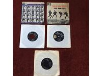 Beatles singles and eps