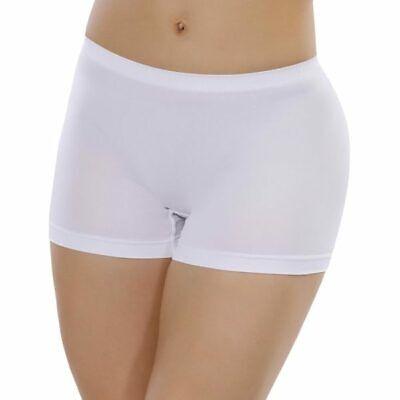 Womens Safety Shorts Seamless Boxer Briefs Underwear - Boyshort Underwear