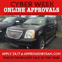 "YUKON DENALI - TEXT ""AUTO LOAN"" TO 519 567 3020"