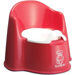Petit pot Baby Bjorn potty