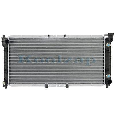 92 93 94 95 96 97 Mazda 626 & MX6 1-Row Radiator Assembly FS1215200E (95 Mazda 626 Radiator)