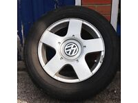 VW Golf Gti Alloy wheels (set of 4)