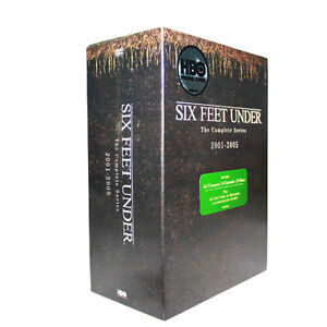 Six Feet Under (Complete Series DVD Boxset - All 5 Seasons!) West Island Greater Montréal image 1
