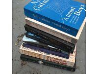 Neil Gaiman selection of books