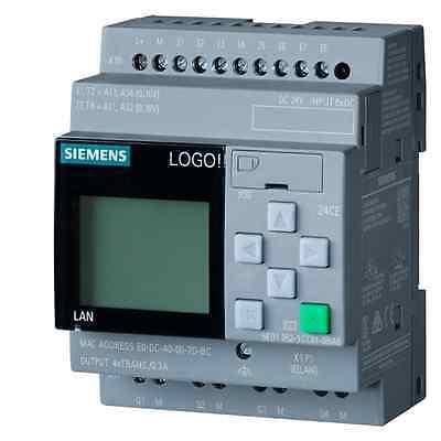 Siemens Logo 6ed1052-1fb00-0ba8 Logo 230rce 6ed10521fb000ba8