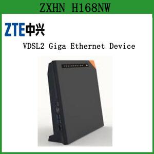 ZTE CPE ZXHN H168NW Wireless Modem with GE Uplink