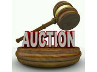 WEDNESDAY AUCTION at Tyseley Railway Club, 674 Warwick road, Tyseley, Birmingham B11 2HL.