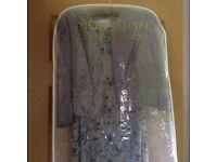 Beautiful beaded dress with jacket