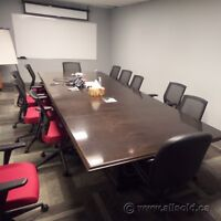 Espresso 14 ft Board Room Conference Meeting Table
