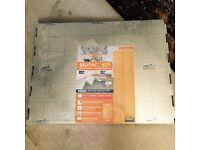 Wood floor underlay