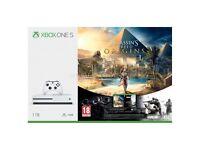 Xbox one s swap