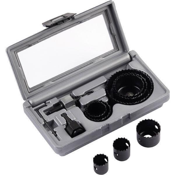 Bosch HOLE SET HCS 22-68mm DrillSET Arbor Centre Drill 2607019450 3165140415682'