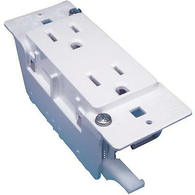 12 Pk U S Hardware Mobile Motor Home RV Duplex Electric Outlet Receptacle E-120C