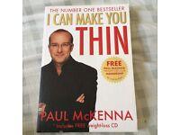I can make you thin book
