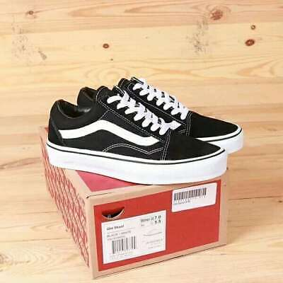 NEW OLD SKOOL VANS BOXED TRAINERS MENS WOMENS FREE DELIVERY