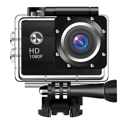 Pro Cam SPORT ACTION CAMERA ULTRA HD 1080P VIDEOCAMERA SUBACQUEA GOPRO