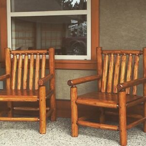 Custom rustic furniture Prince George British Columbia image 8