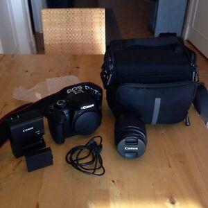 Caméra canon Rebel t3