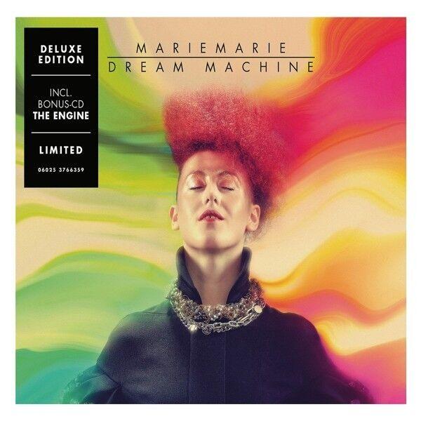 MARIEMARIE - DREAM MACHINE (LIMITED DELUXE EDITION) 2 CD NEU
