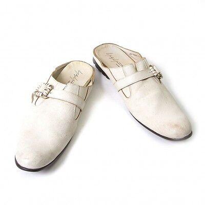 Yohji Yamamoto POUR HOMME HIROMU TAKAHARA Shoes Size 5(US About  13)(K-47528)