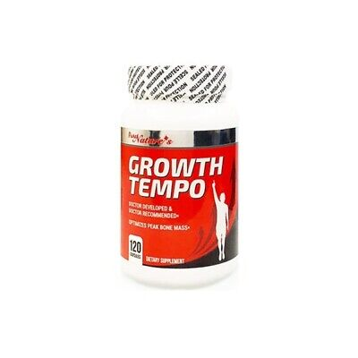[Made with superior ingredients] PNC Growth Tempo 120 capsules Height Maximizer